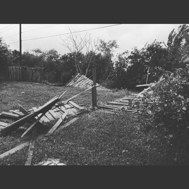 Hurricane Matthew AfterEffects