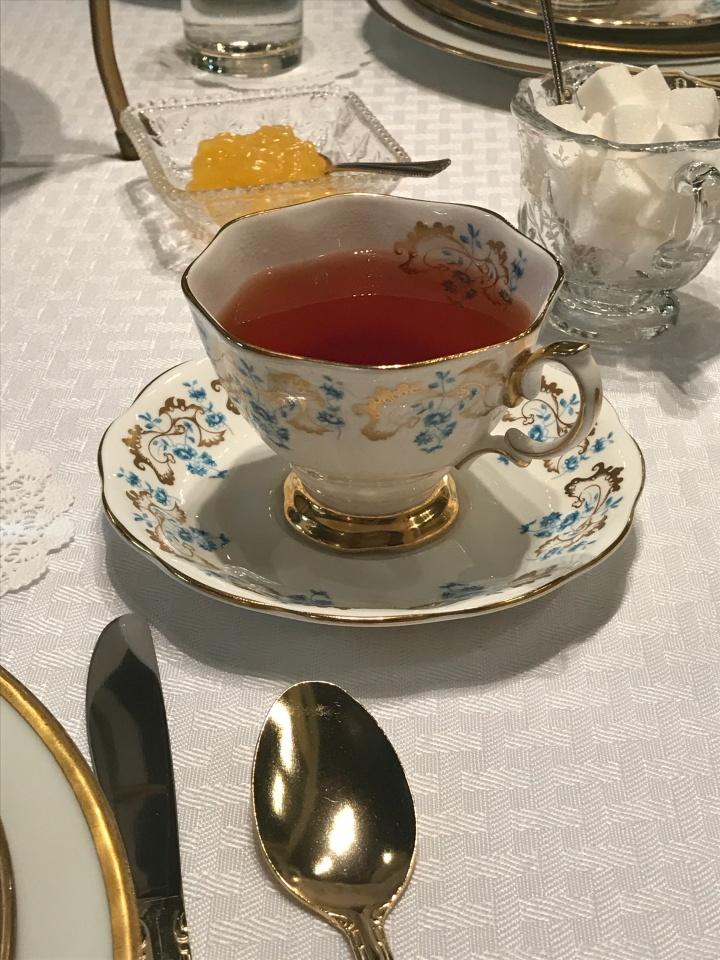 An Afternoon Tea: An AbsoluteDelight